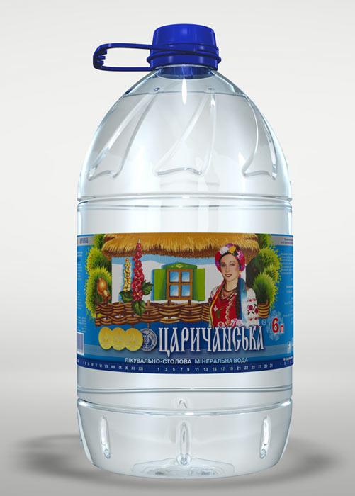 Царичанская минеральная вода